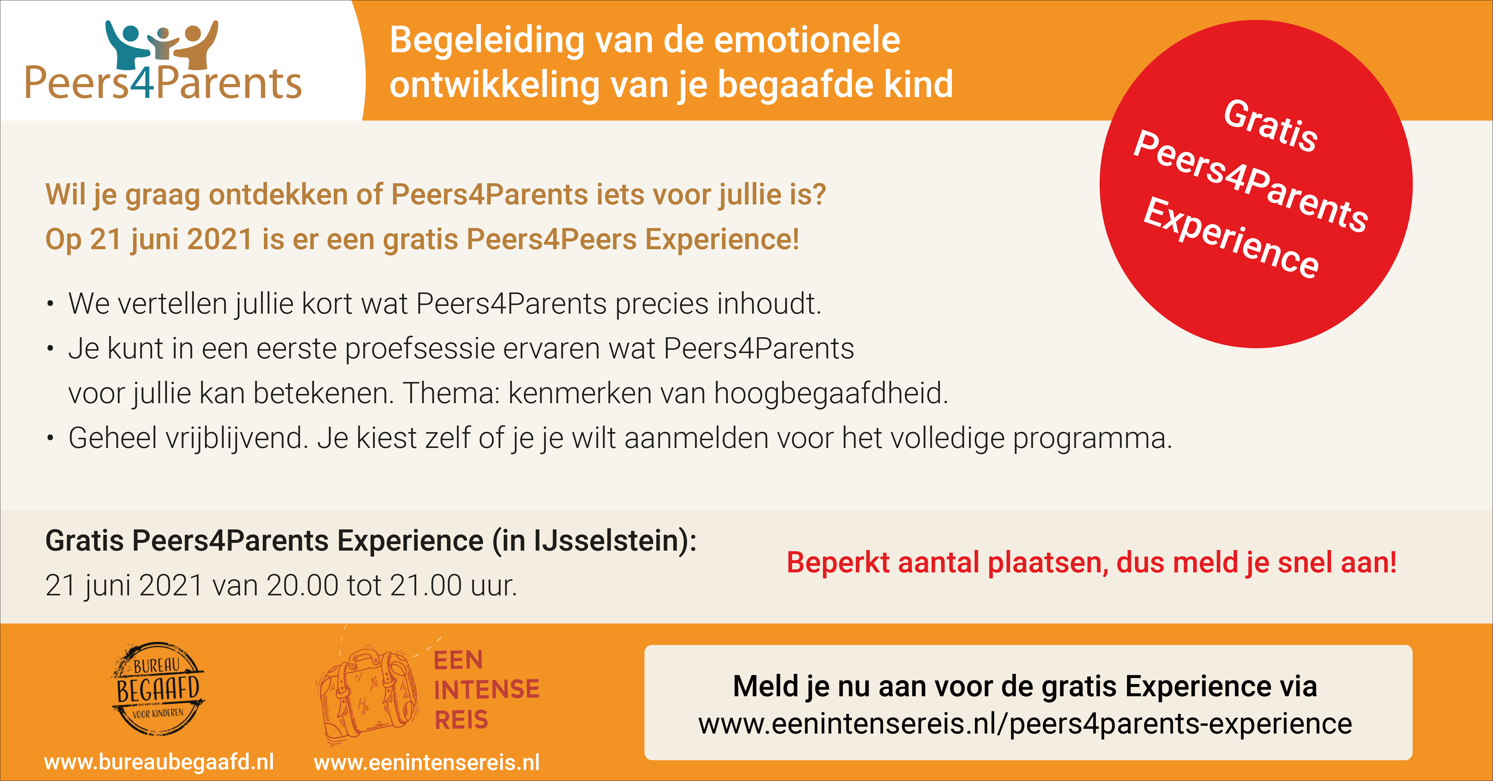 Peers4Parents Experience